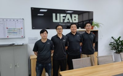 UFAB Shanghai strengthening its team with young talent